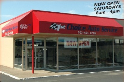 1St Choice Auto >> About 1st Choice Auto Service Tigard Clackamas Or